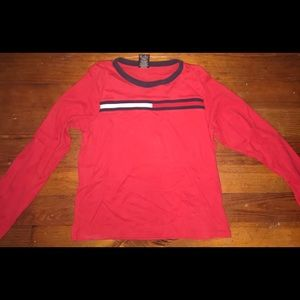 Vintage Tommy Jeans long sleeve top